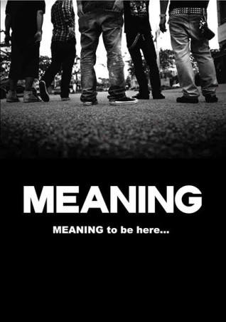 MEANING to be here... / To the Future(DVD+CD)